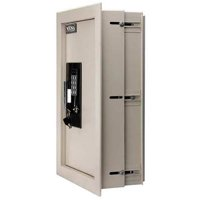 Mesa Safe 0.8 cu. ft. Adjustable Wall Safe with Electoronic Lock, MAWS2113E