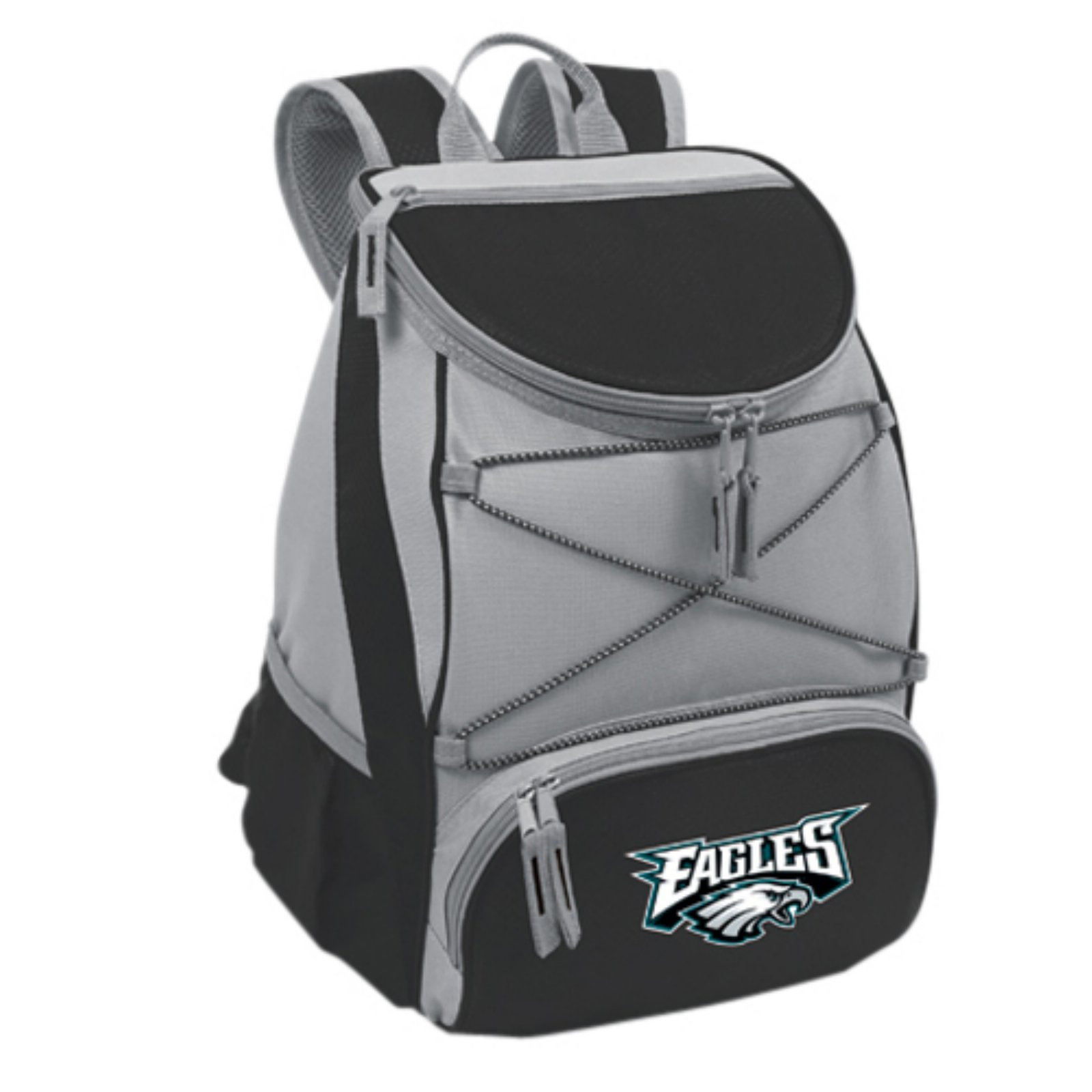 Picnic Time PTX Cooler, Black Philadelphia Eagles Digital Print