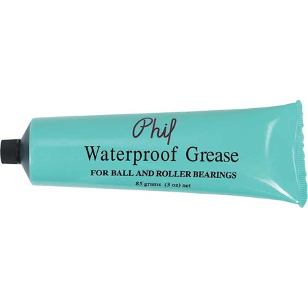Phil Wood Waterproof Grease Tube: 3oz ()