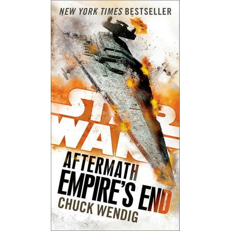 Empire's End: Aftermath (Star Wars) - eBook