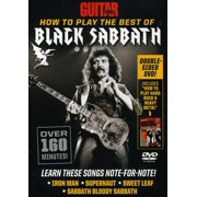 Guitar World: How To Play The Best Of Black Sabbath by