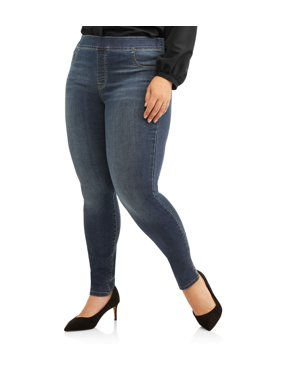 Women's Plus Thea Pull On Jeggings