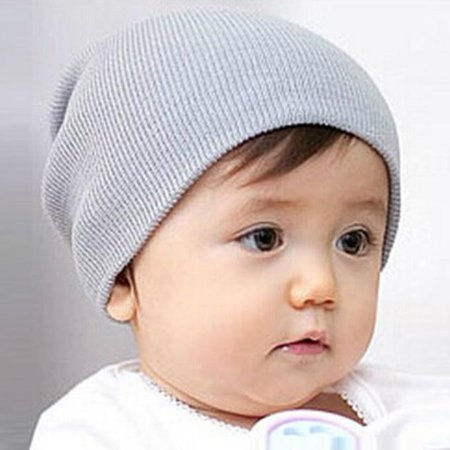 da86c8250 Outtop Baby Beanie Boy Girls Soft Hat Children Winter Warm Kids Knitted Cap  GY