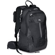 High Sierra Seeker 22L Backpack Black/Black Mens