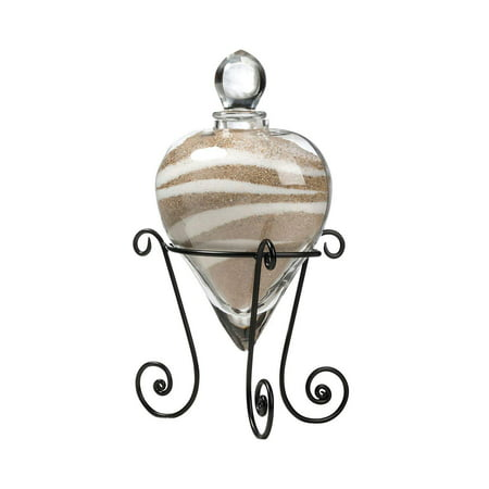 Wedding Ceremony Unity Sand Heart Vase Stand, Unity ceremony sets represent sand and lives blended together forever By Lillian - Sand Ceremony Vases