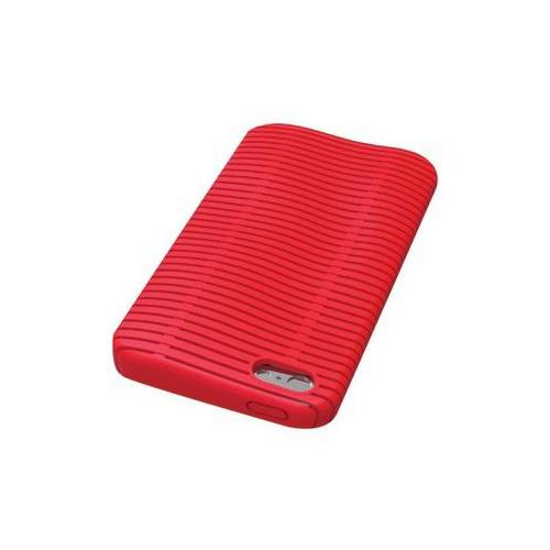 Iluv ILUV ICA7T324RED iPhone 5 Topog Mesh Softshell Case (Red) ILVICA7T324RED
