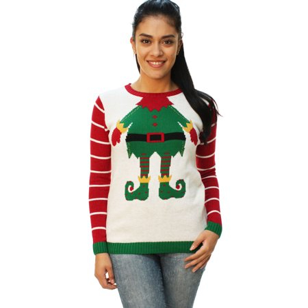 Ugly Christmas Sweater Women's Funny