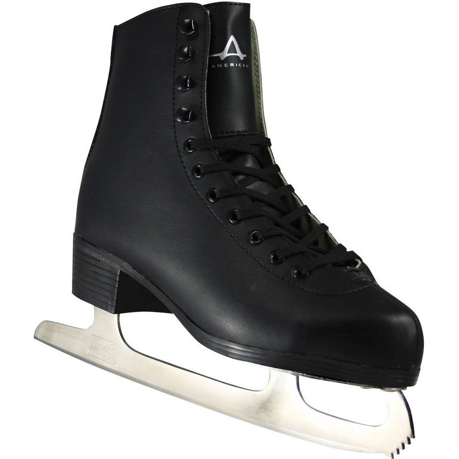 American Men's Tricot-Lined Figure Skates by