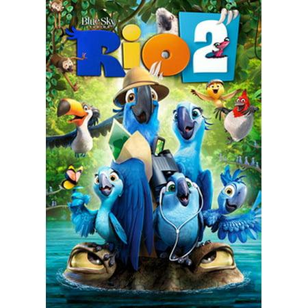 Rio 2 (DVD) ()