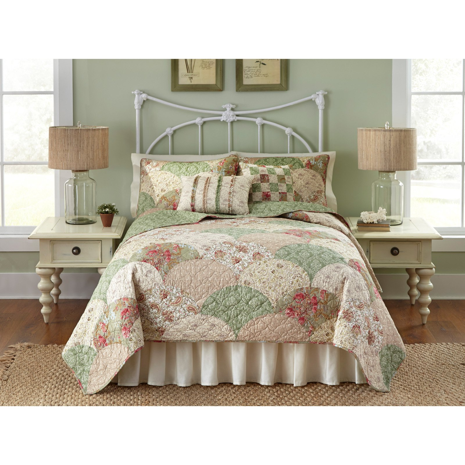 Lillian Pillow Sham by Nostalgia Home