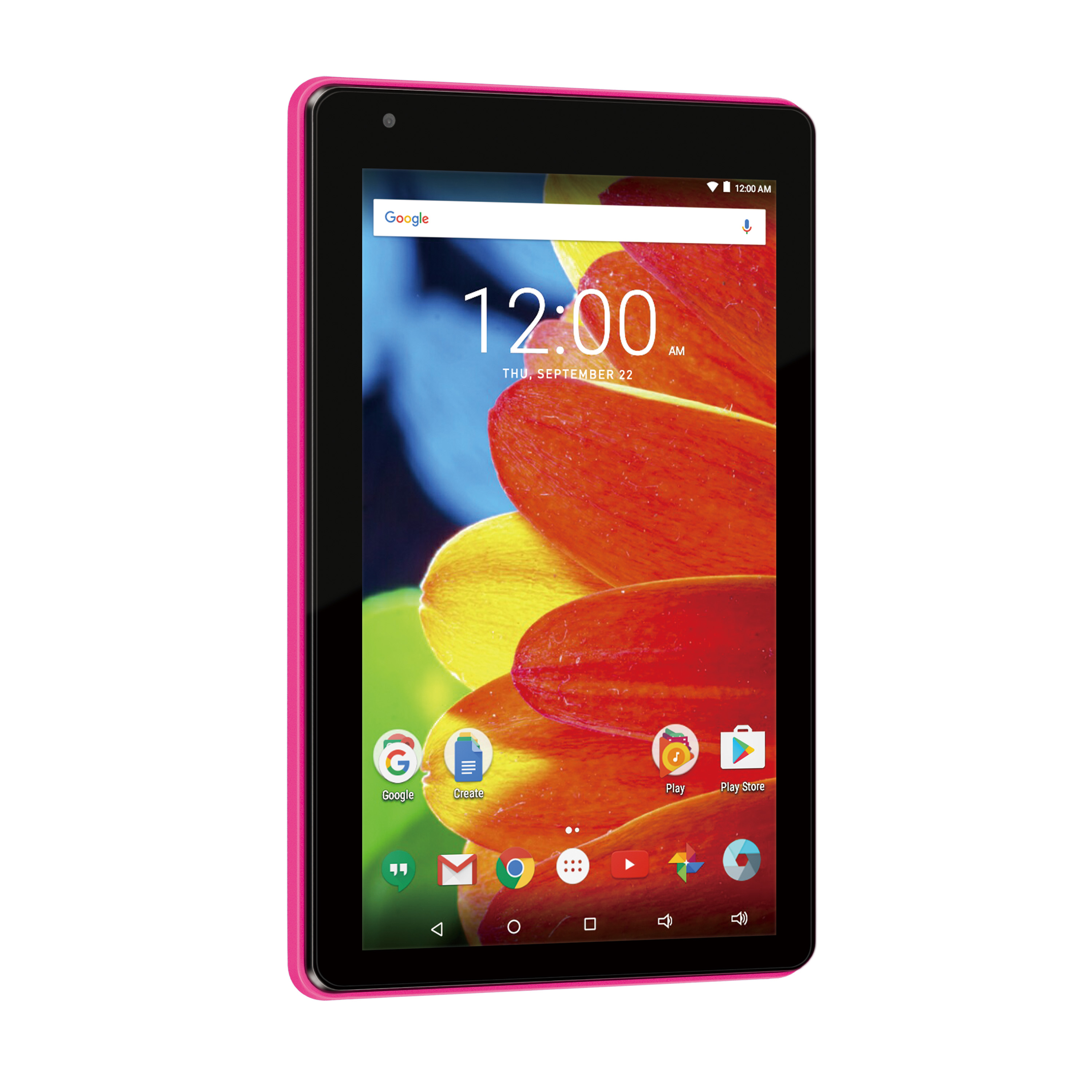 Rca voyager 7 16gb tablet android 60 marshmallow walmart keyboard keysfo Image collections