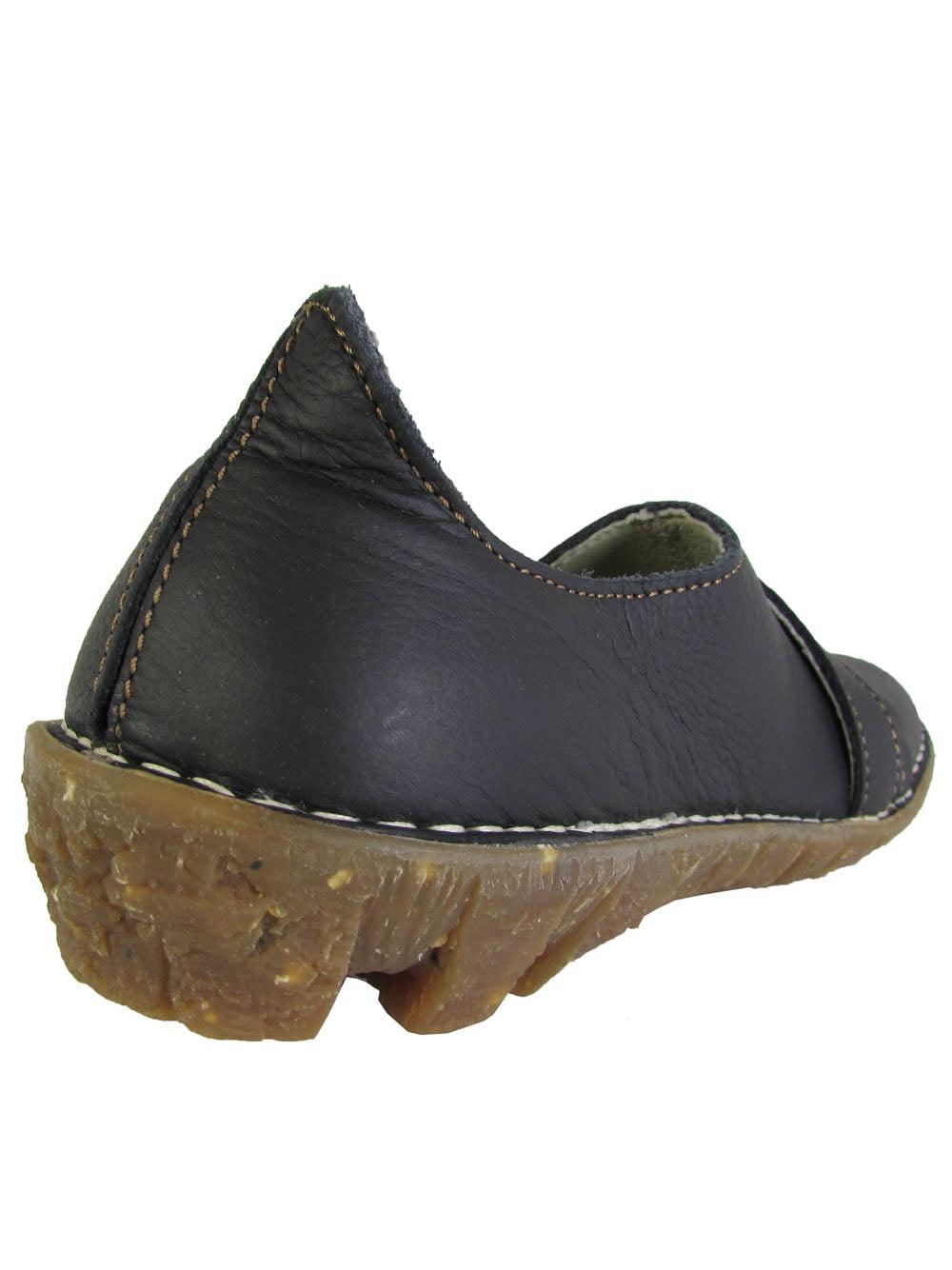 El N008 Naturalista Womens N008 El Savia Flat Walking Shoes 9cb75a