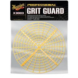 Meguiar's Grit Guard – Use with Microfiber Wash Mitt – Reduce Potential Swirls/Scratches – X3003