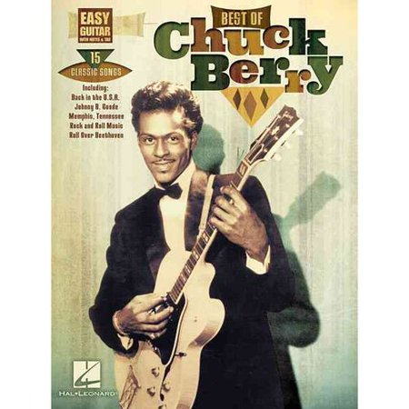 Best Of Chuck Berry  With Notes   Tabs  15 Classic Songs