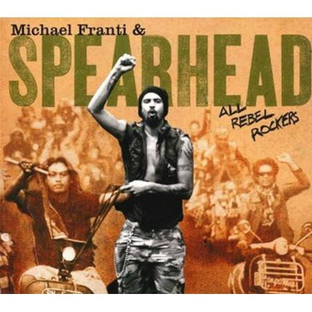 All Rebel Rockers (CD) (Michael Franti & Spearhead The Sound Of Sunshine)