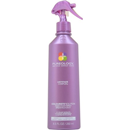 Antifade Complex Fiber Integrity Spray by Pureology for Unisex, 8.5 oz
