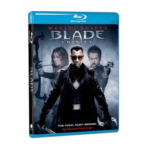 Blade: Trinity (Blu-ray) (Widescreen)