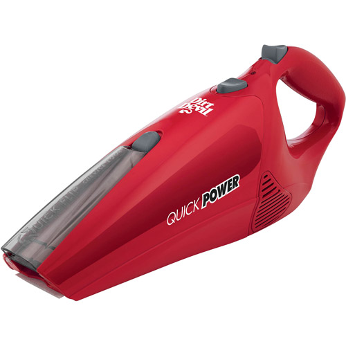 Dirt Devil Quick Power Cordless Bagless Handheld Vacuum, M0896RED