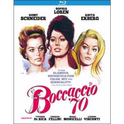 Boccaccio '70 (Special Edition) (Blu-ray) (Widescreen)
