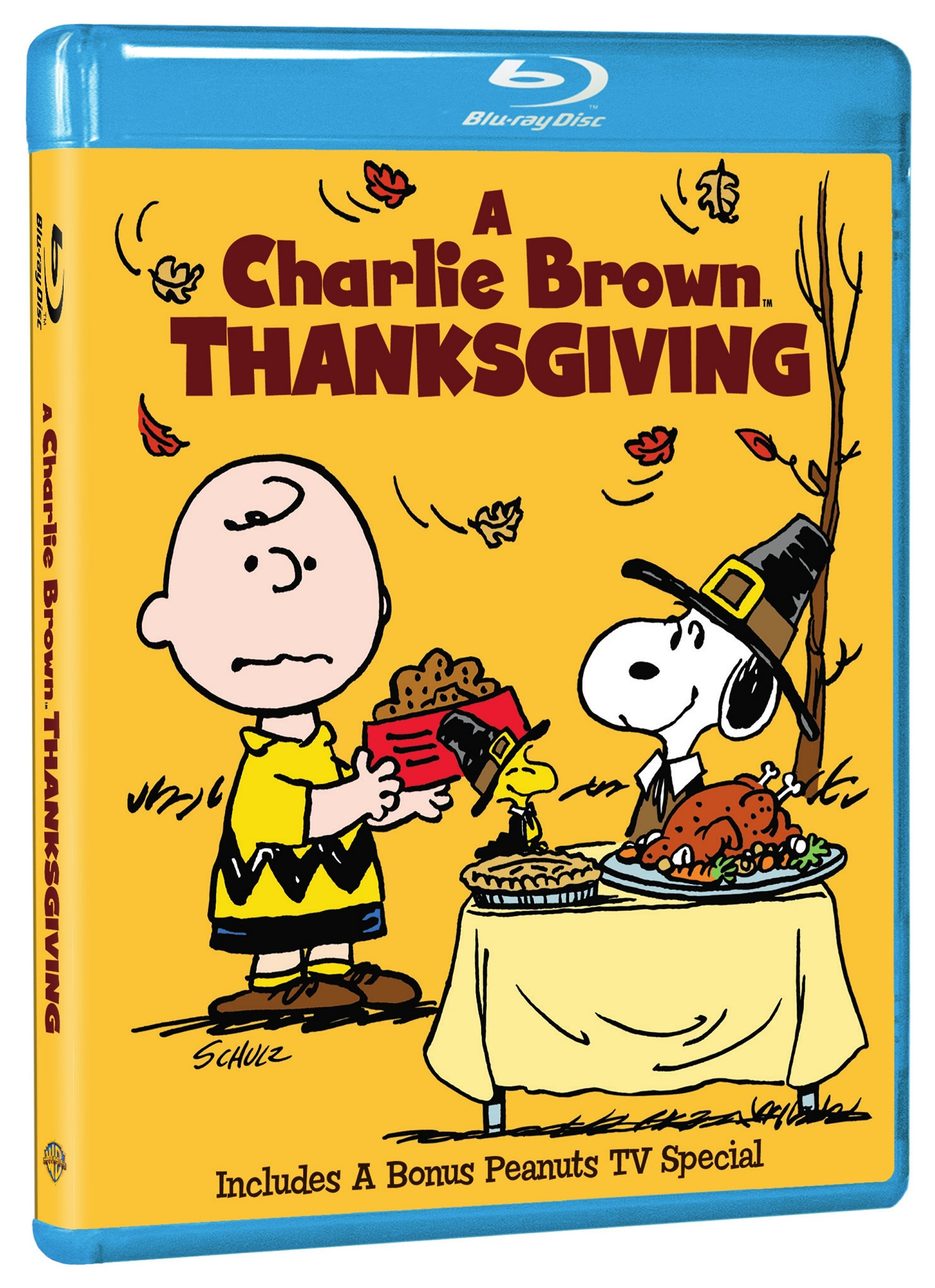 A Charlie Brown Thanksgiving (Blu-ray) by WARNER HOME ENTERTAINMENT
