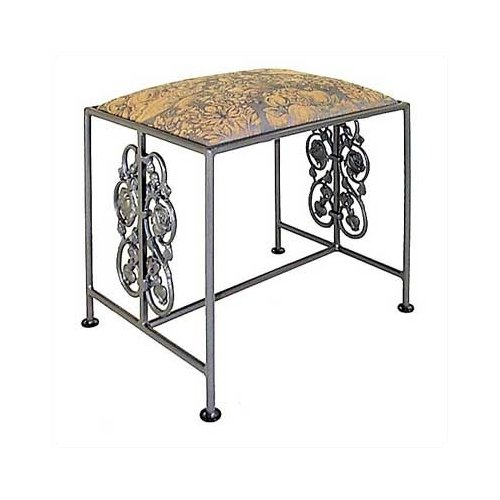 Grace Collection Small Garden Vanity Bench