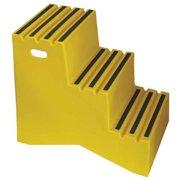 Dpi Step Stand, Yellow ST327-14