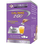 Olympian Labs The Optimal Blend for Dynamic Women Cal/Mag 2 Go Dietary Supplement, 3.02 oz
