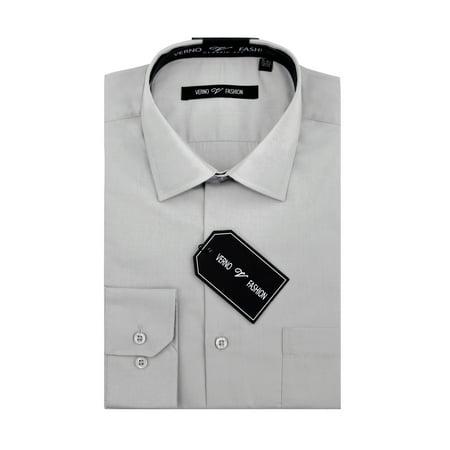 Big Men's Classic Fashion Fit Dress Shirt
