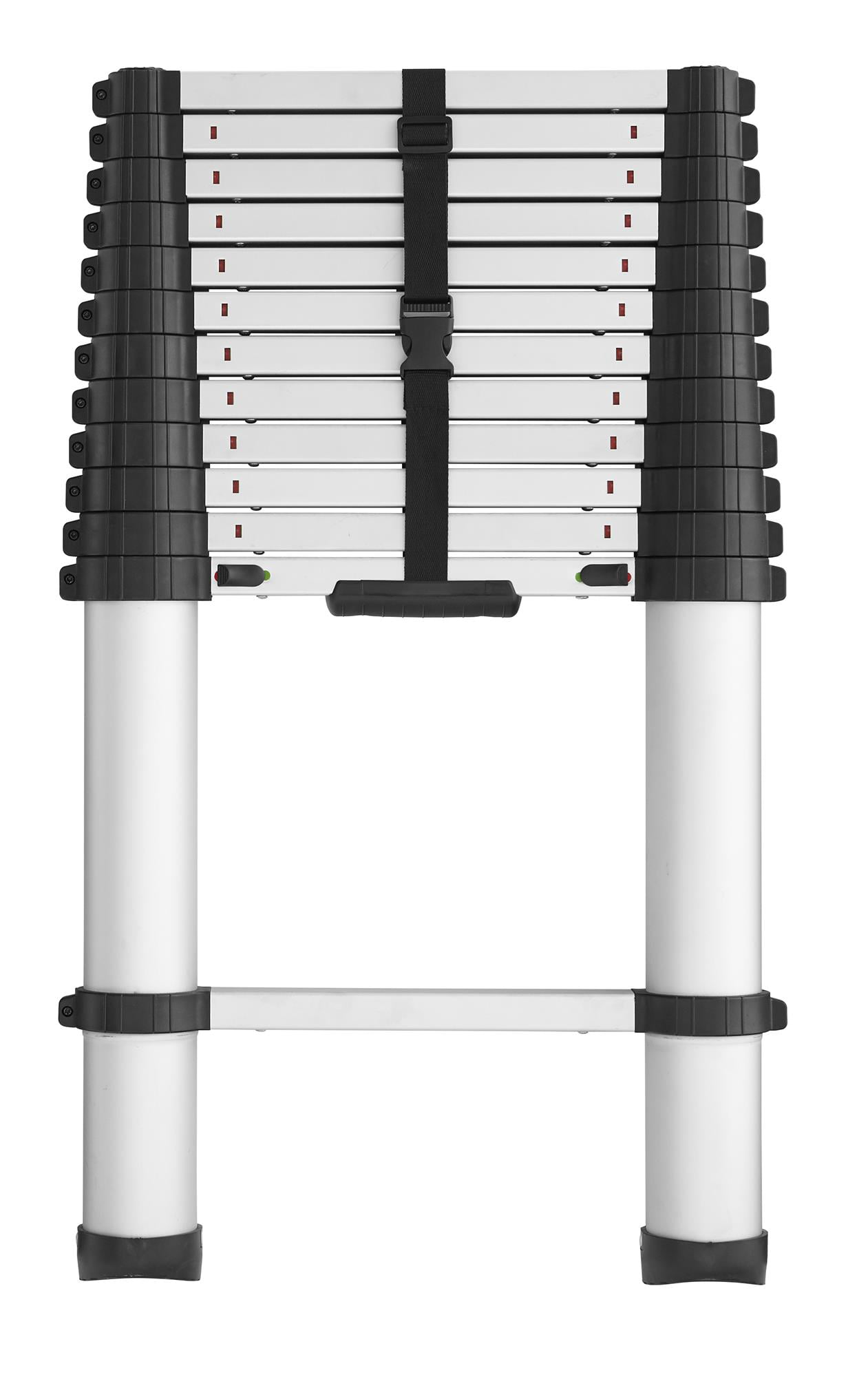 COSCO SmartClose Telescoping Aluminum Ladder with Pinch-Free, Soft-Close Locking Mechanism... by Cosco