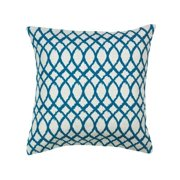 Home Locomotion Teal Tide Throw Pillow
