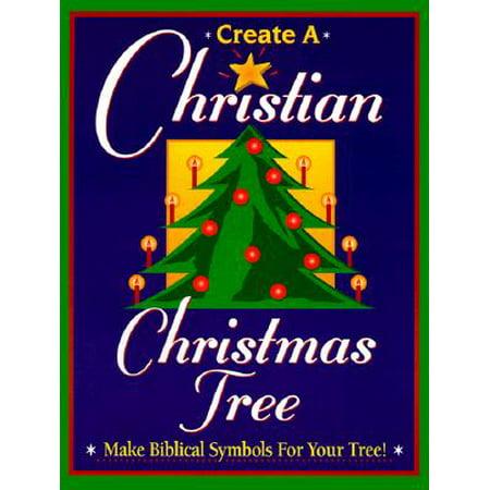 Create a Christian Christmas Tree