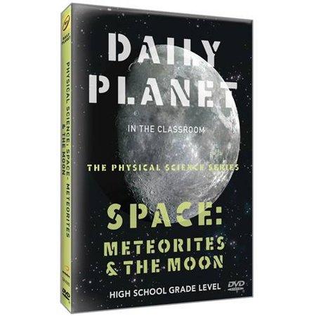 Daily Planet: Space - Meteorites & Moon