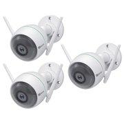 EZVIZ EZ3101C2L28 C3WN 1080p Outdoor Security Camera 3 Pack