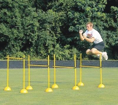 Power Systems 22050 Plyo Hurdles, set of 4 by