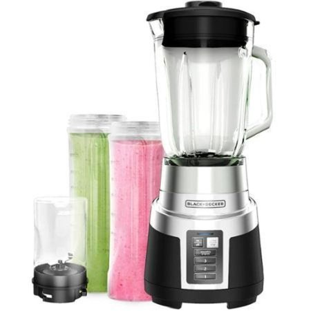 FusionBlade Blender with 2 Personal-Size Jars and Grinding Jar