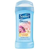 Suave Antiperspirant Deodorant Everlasting Sunshine 2.6 oz