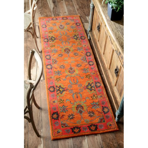 nuLOOM Remade Multi Montesque Area Rug