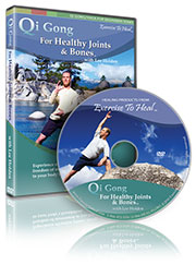 Qi Gong for Healthy Joints and Bones (Qi Gong Yoga for Beginners Series) by