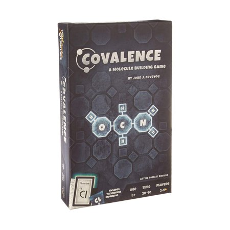 Genius Games Covalence: A Molecule Building Educational Learning Game](Educational Games For 2 Year Olds)