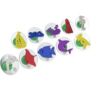 Center Enterprise CE6741 READY2LEARN Giant Sea Adventure Stamp (Pack of 10)