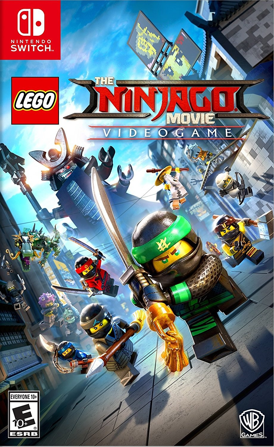Warner Bros. The LEGO Ninjago Movie Videogame (NSW)