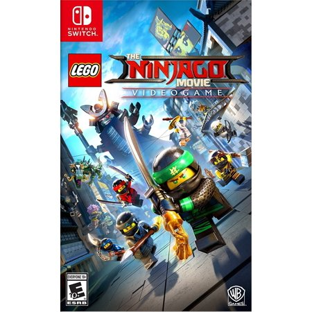 The LEGO Ninjago Movie Videogame, Warner Bros, Nintendo Switch