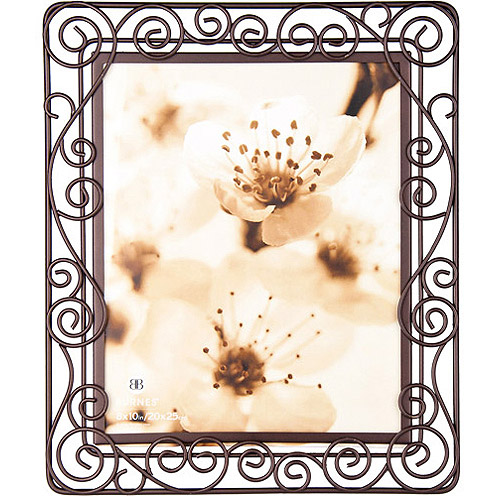 Burnes Katelyn Photo Frame, Bronze