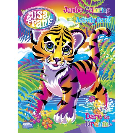 Lf jumbo color book Coloring book walmart