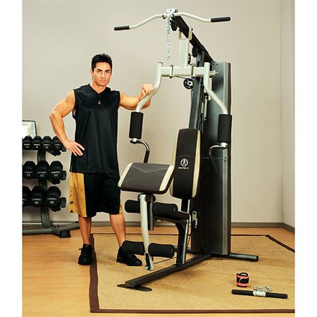 Marcy 100 lbs stack home gym for Home designs by marcy
