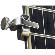 Shubb FS Fifth String Capo for Banjo - Nickel