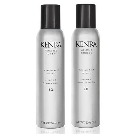 Volume Mousse 12 8 oz by KENRA (Set of 2) (Kenra Volume Mousse)