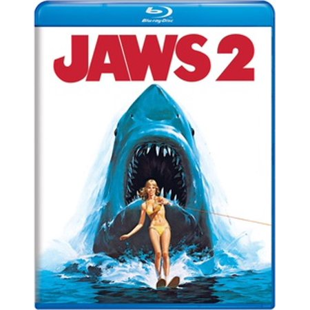 Alloy Steel Jaws - Jaws 2 (Blu-ray)