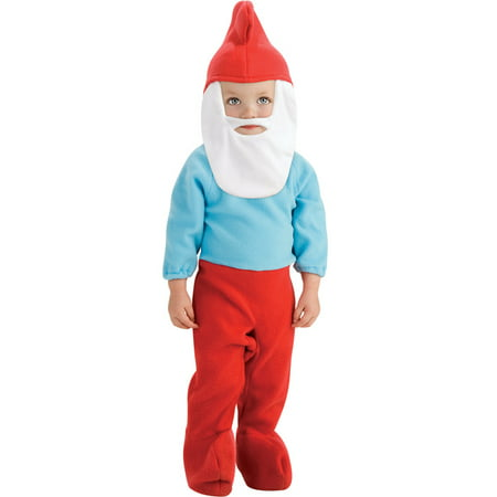 The Smurfs Papa Smurf Infant/Toddler Costume (Papa Smurf Costumes)