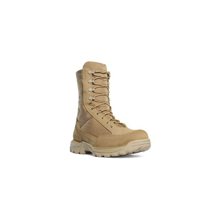 Danner Mens Made In the USA Rivot TFX Insulated Tan Duty Boots 51496